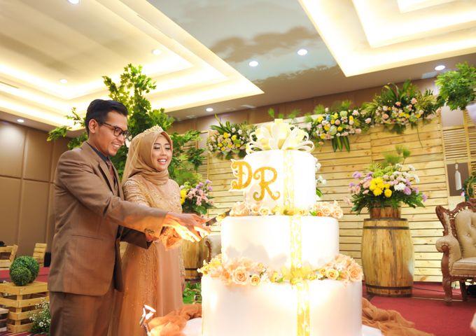 Wedding Of Reza & Dita by Pandjava Culinary Service - 007