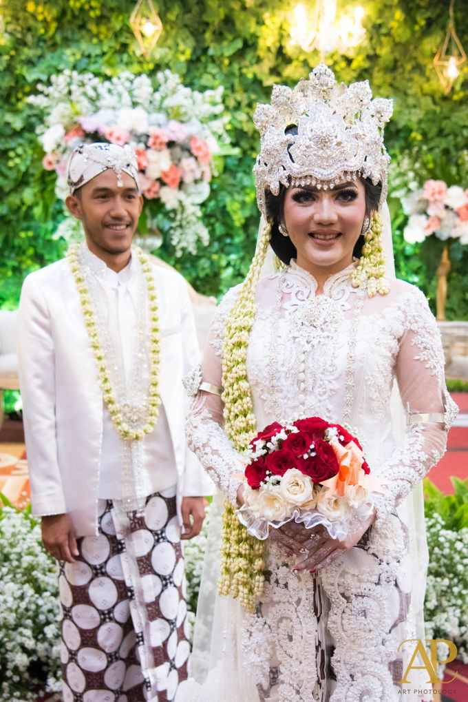 The Wedding of Sifa & Ivan by Pandjava Culinary Service - 001