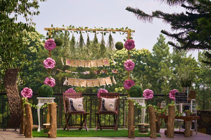 Wedding Of Angga & Mila by Pandjava Culinary Service - 001