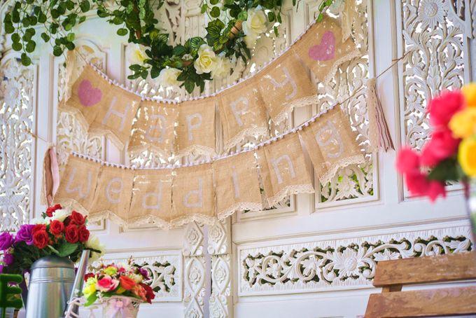 Wedding Of Angga & Mila by Pandjava Culinary Service - 002
