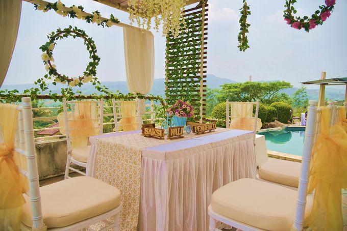 Wedding Of Angga & Mila by Pandjava Culinary Service - 006
