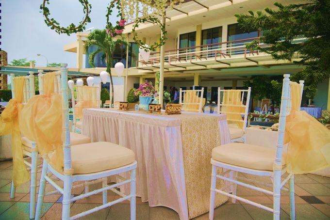 Wedding Of Angga & Mila by Pandjava Culinary Service - 007