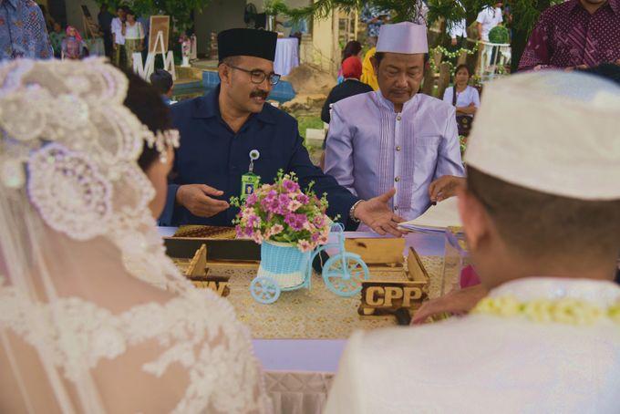 Wedding Of Angga & Mila by Pandjava Culinary Service - 013