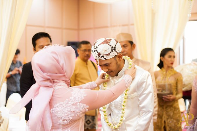 The Wedding of Sifa & Ivan by Pandjava Culinary Service - 016