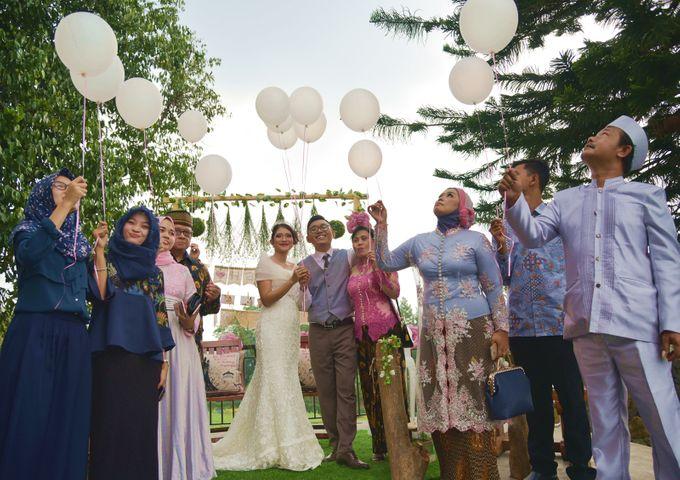 Wedding Of Angga & Mila by Pandjava Culinary Service - 021