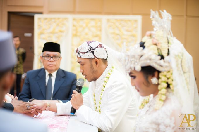 The Wedding of Sifa & Ivan by Pandjava Culinary Service - 019