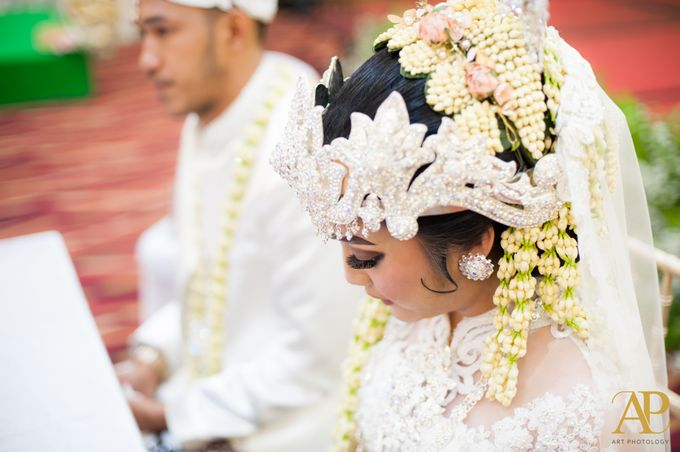The Wedding of Sifa & Ivan by Pandjava Culinary Service - 025