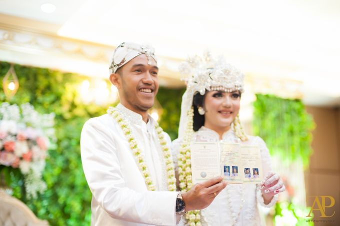 The Wedding of Sifa & Ivan by Pandjava Culinary Service - 014