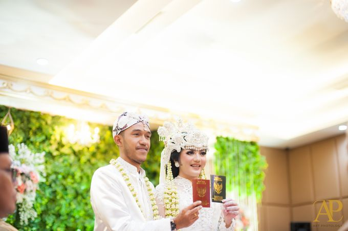 The Wedding of Sifa & Ivan by Pandjava Culinary Service - 011