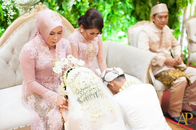 The Wedding of Sifa & Ivan by Pandjava Culinary Service - 029