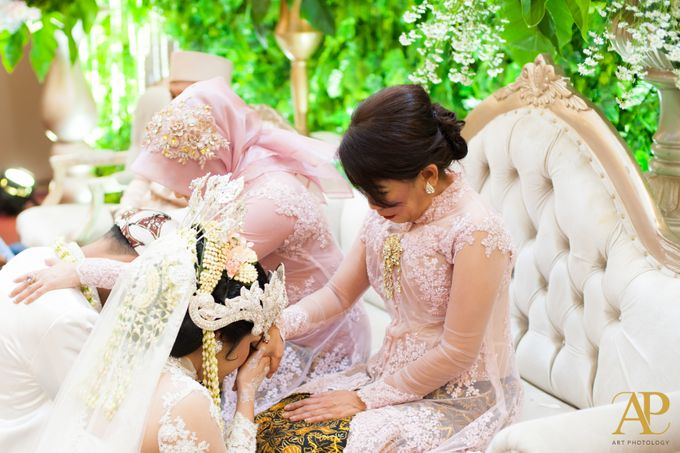 The Wedding of Sifa & Ivan by Pandjava Culinary Service - 018