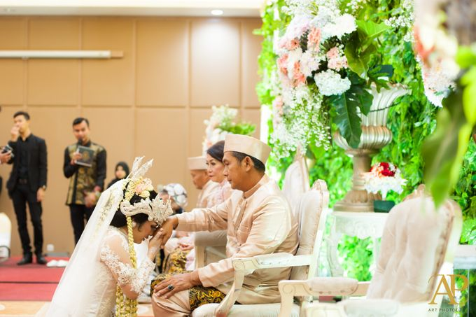 The Wedding of Sifa & Ivan by Pandjava Culinary Service - 033