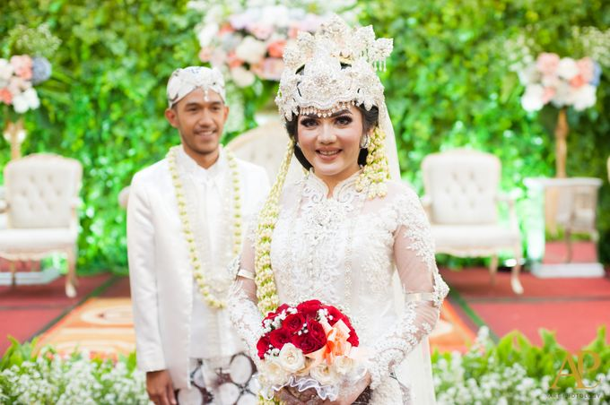 The Wedding of Sifa & Ivan by Pandjava Culinary Service - 005