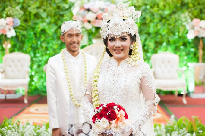 The Wedding of Sifa & Ivan by Pandjava Culinary Service - 009