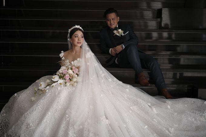 Adit & Claresta Wedding at Hilton by PRIDE Organizer - 021