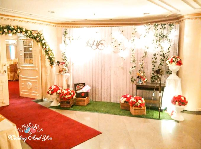 Photo Booth  Design by Wedding And You - 021