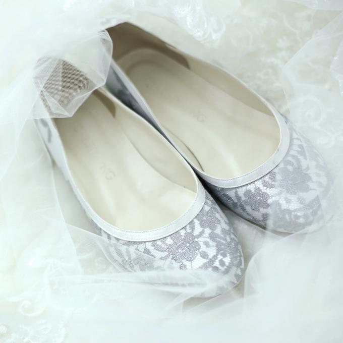 Bridal Shoe Close Ups by Christy Ng Shoes - 035