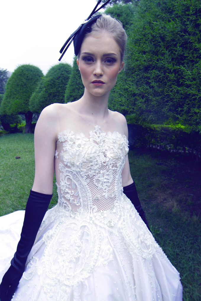 Secret Garden by Gazelle Brides - 003