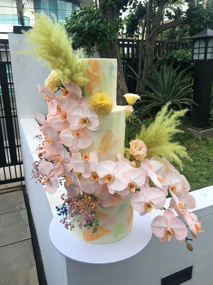 Harvi Kautsar Satwika & Yulan Fazrie's Wedding  by Fleur by Raja - 001