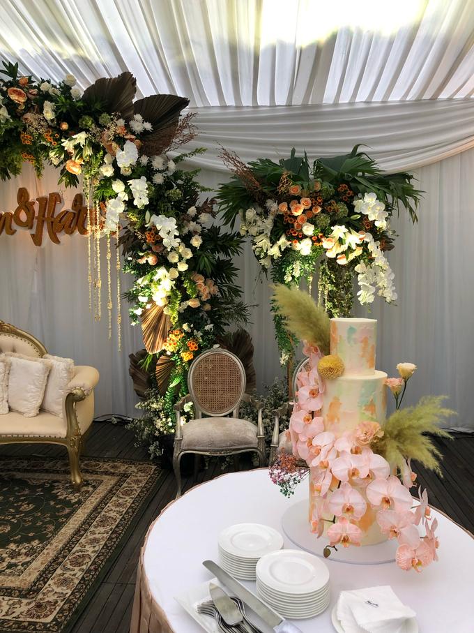 Harvi Kautsar Satwika & Yulan Fazrie's Wedding  by Fleur by Raja - 003