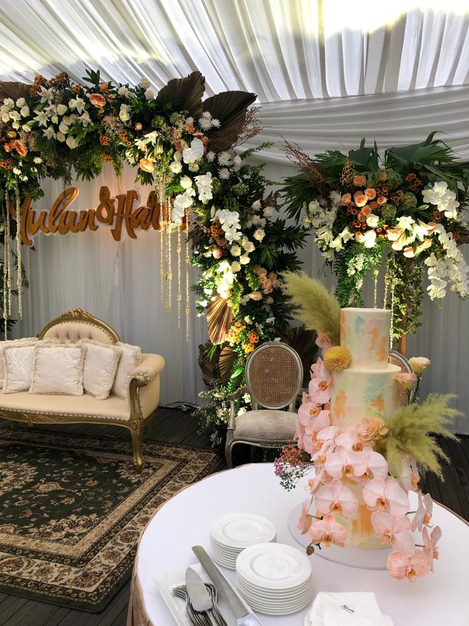 Harvi Kautsar Satwika & Yulan Fazrie's Wedding  by Fleur by Raja - 004
