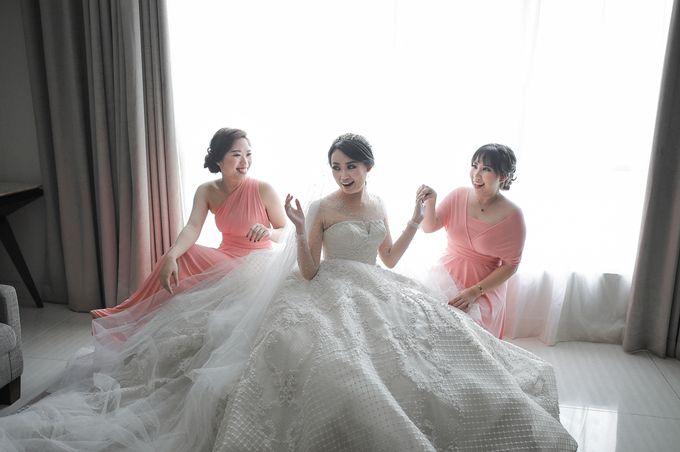Alitroy And Stefani Wedding Day by Tinara Brides - 001