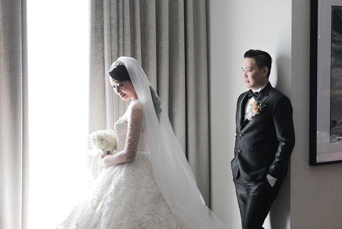 Alitroy And Stefani Wedding Day by Tinara Brides - 009