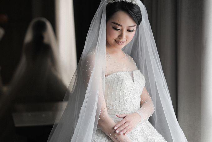 Alitroy And Stefani Wedding Day by Tinara Brides - 005