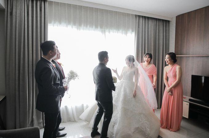 Alitroy And Stefani Wedding Day by Tinara Brides - 010