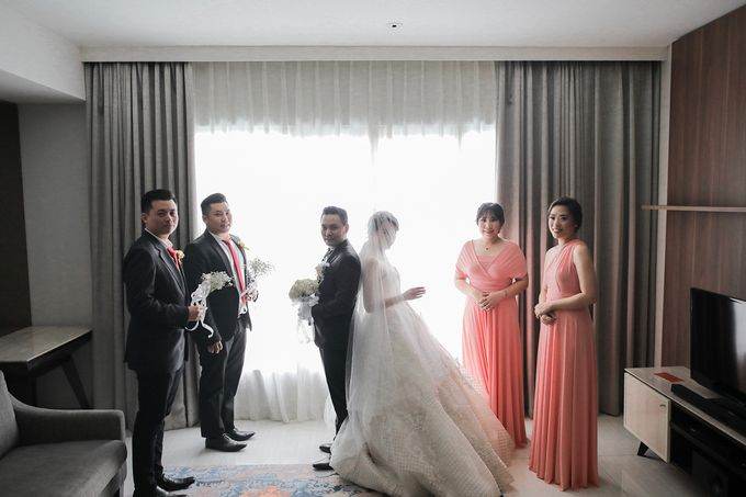 Alitroy And Stefani Wedding Day by Tinara Brides - 007