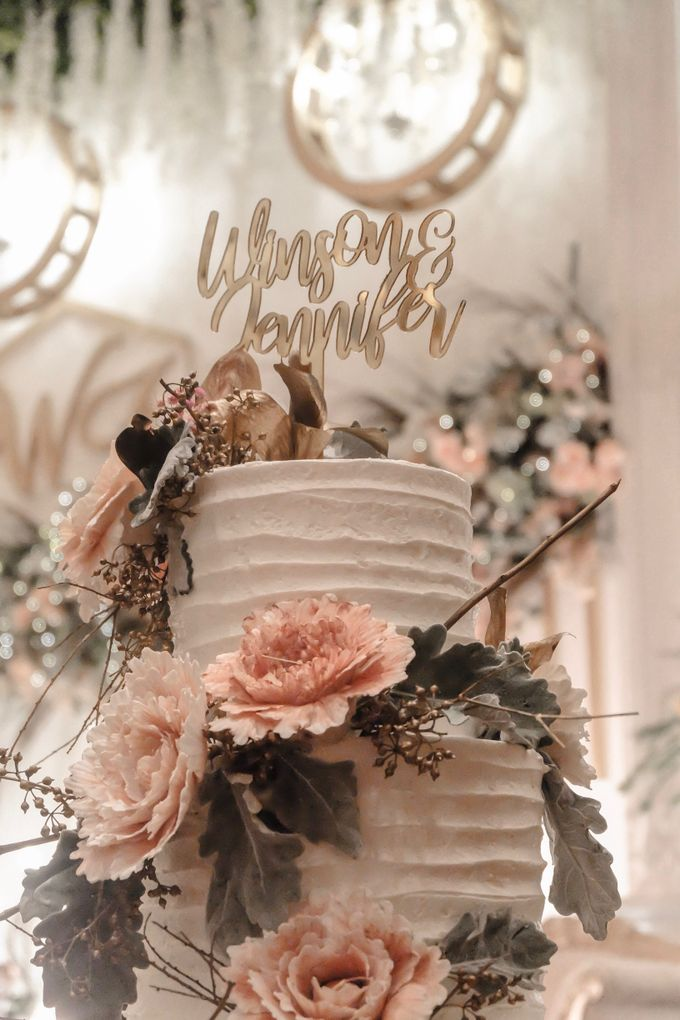 The Wedding of Winson & Jennifer by KAIA Cakes & Co. - 007