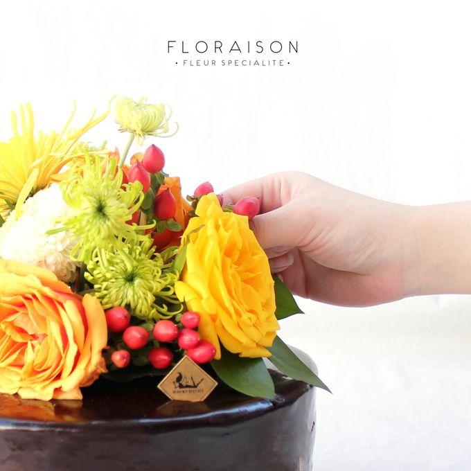 Gateau de Fleur by Floraison - 003