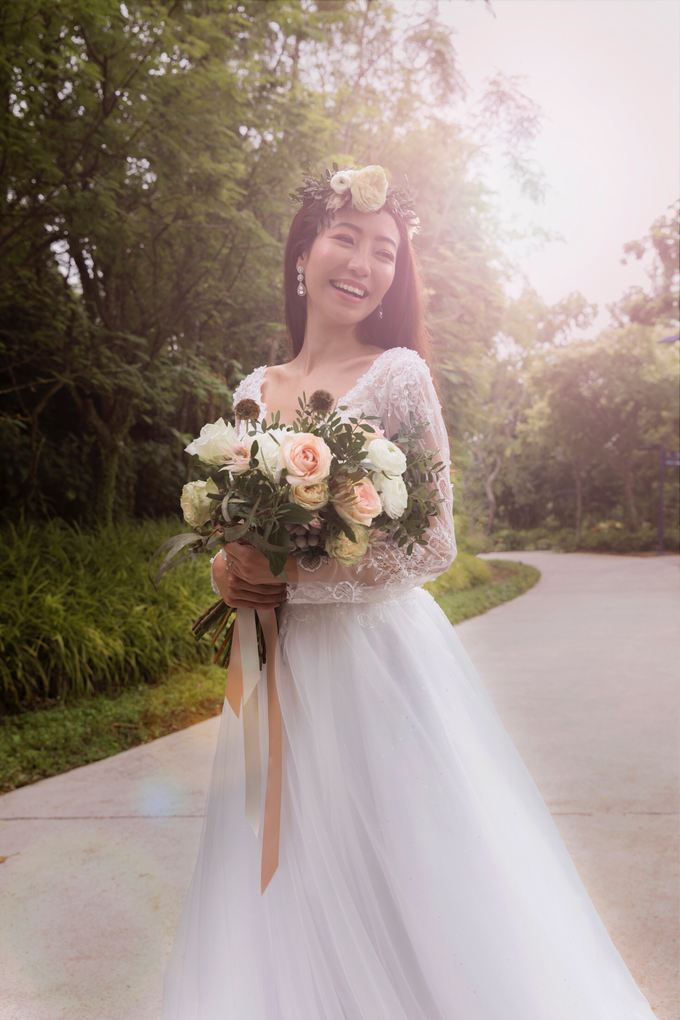 Styled shoot with YSM photography  by Florals Actually - 002