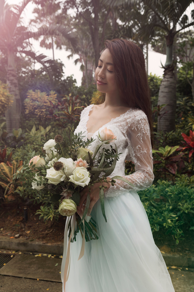 Styled shoot with YSM photography  by Florals Actually - 001