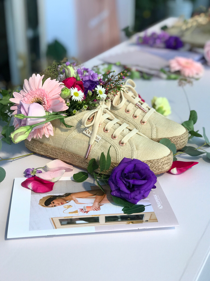 Drea x Superga by Florals Actually - 006