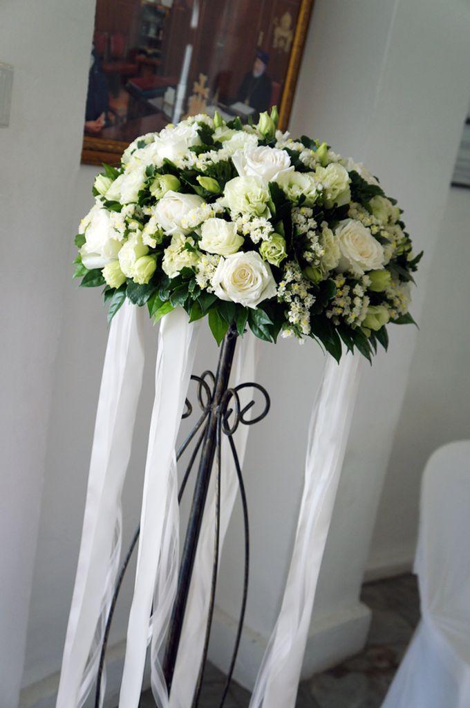 Church Wedding - Armenian Church by The Olive 3 (S) Pte Ltd - 008