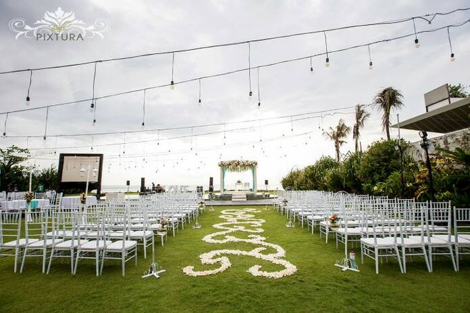 Wedding by Florenca Bali Florist - 004