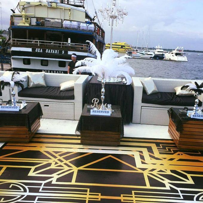 Wedding Set Up by Florenca Bali Florist - 001