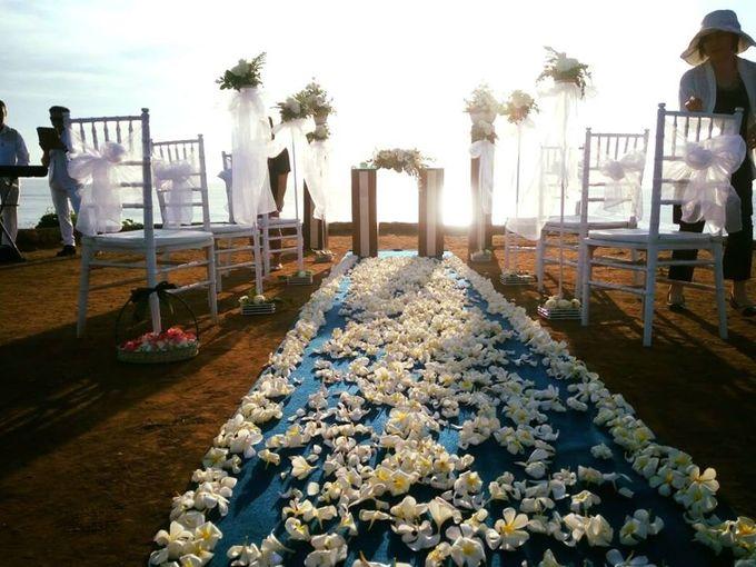 Wedding Set Up by Florenca Bali Florist - 004