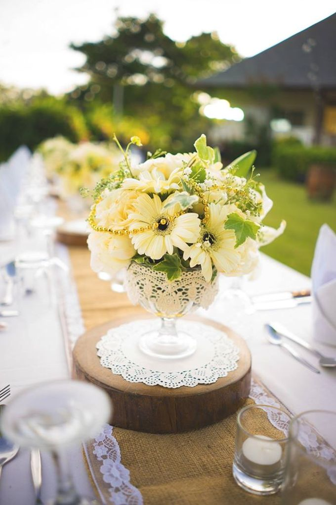 Wedding by Florenca Bali Florist - 001