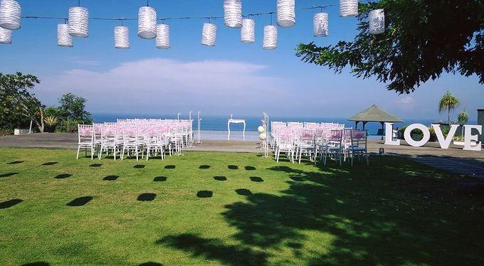 Wedding by Florenca Bali Florist - 003