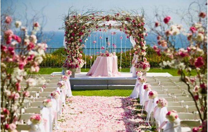 Wedding by Florenca Bali Florist - 005