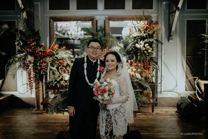 YOHANES & TANIA by FLorganizer ~ Wedding Planner & Organizer - 001