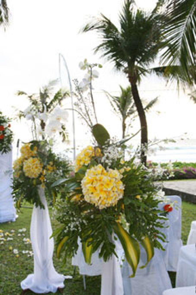Bali Mandira Wedding by Bali Mandira Beach Resort & Spa - 014