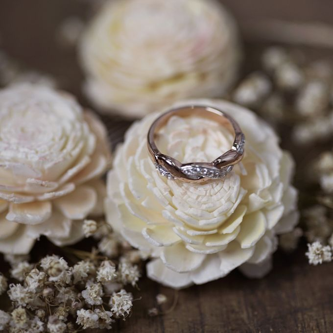the Wedding Collection by Idessia Jewelry - 001
