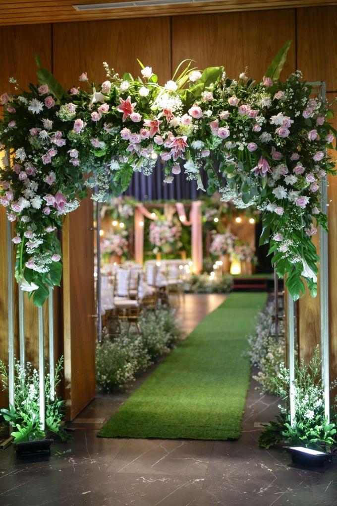 The Wedding Ita & Petri by AVIARY Bintaro - 004