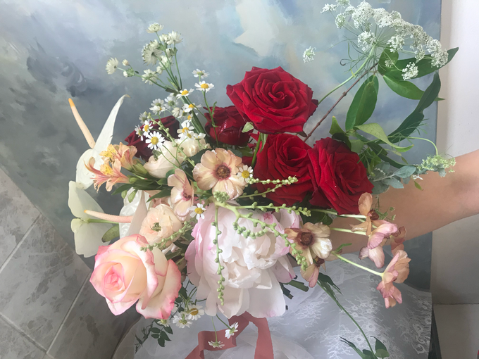 A+M Holy Matrimony by Flower Getaway - 003