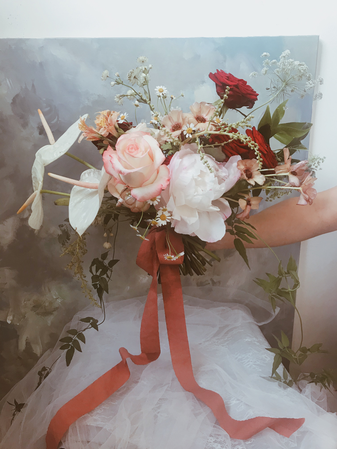 A+M Holy Matrimony by Flower Getaway - 005