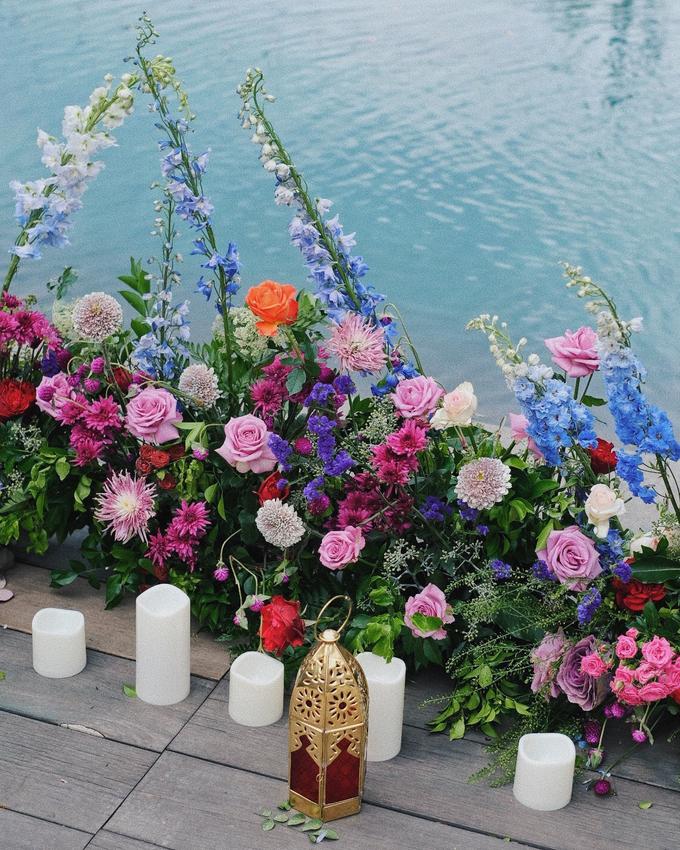 M+J wedding by Flower Getaway - 008