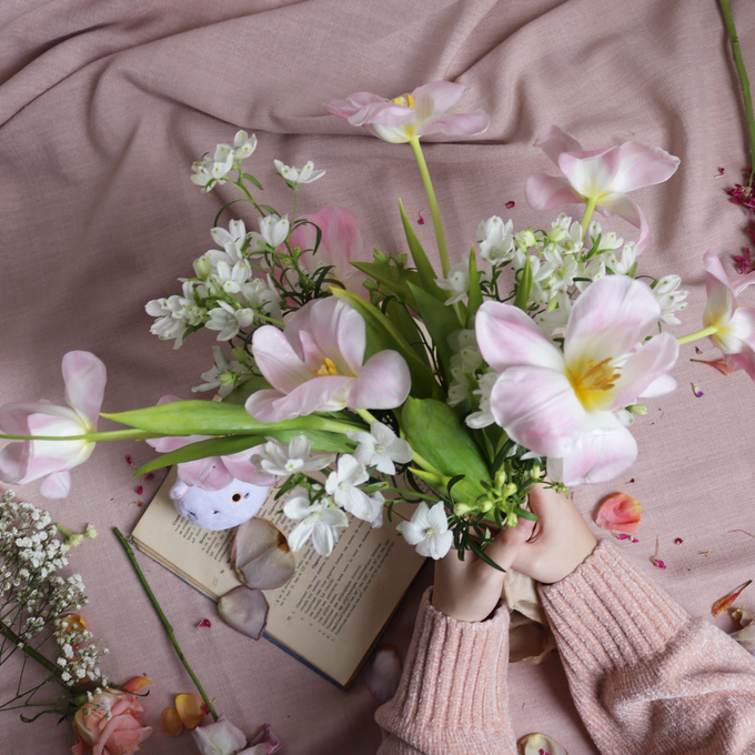 Purim shoes brand launching by Flower Getaway - 007